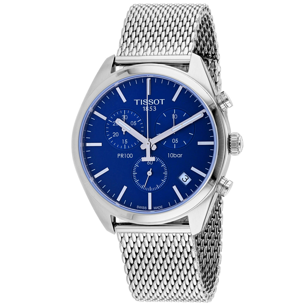 Tissot Men's PR 100 Watch (T1014171104100)