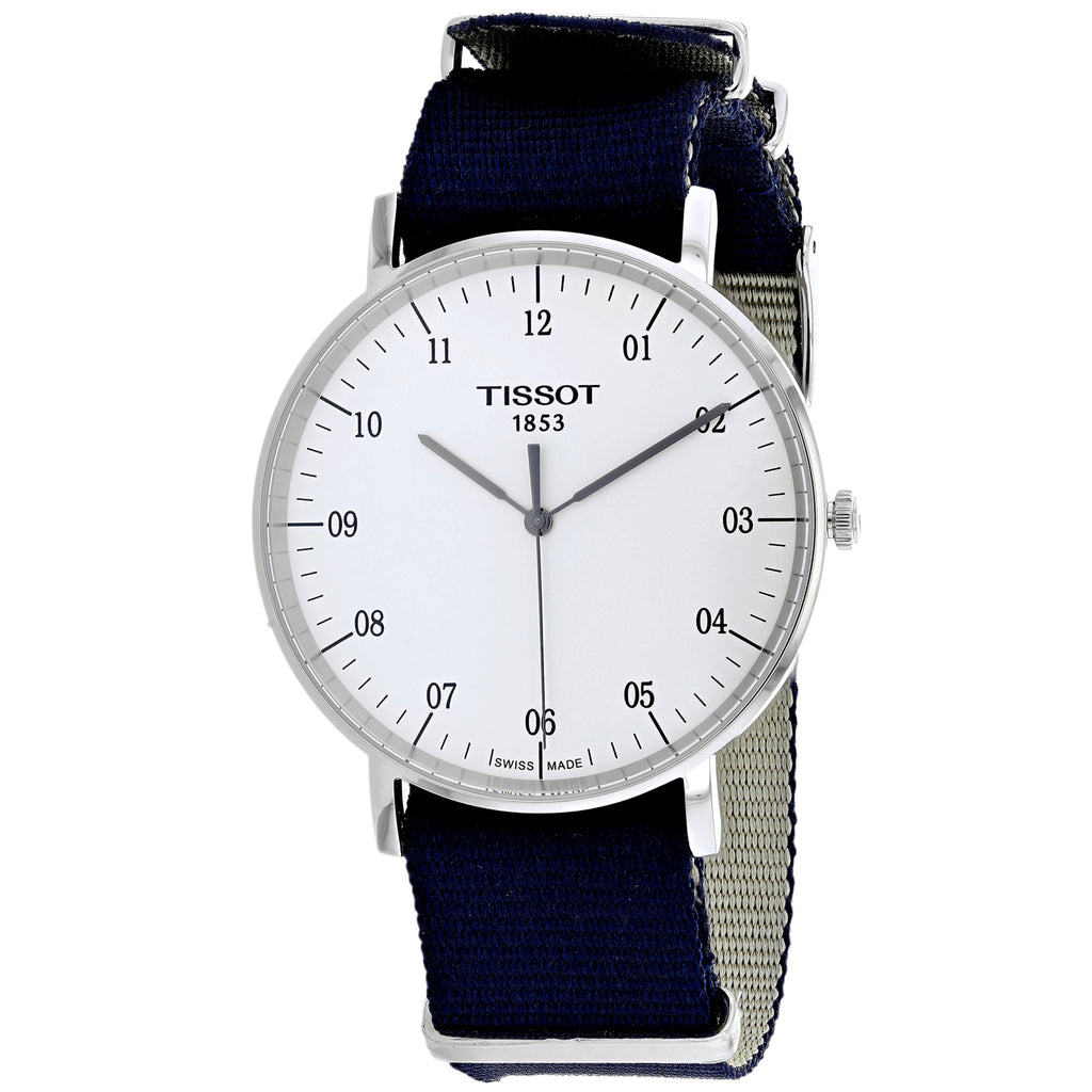 Tissot Men's Everytime Watch (T1096101703700)