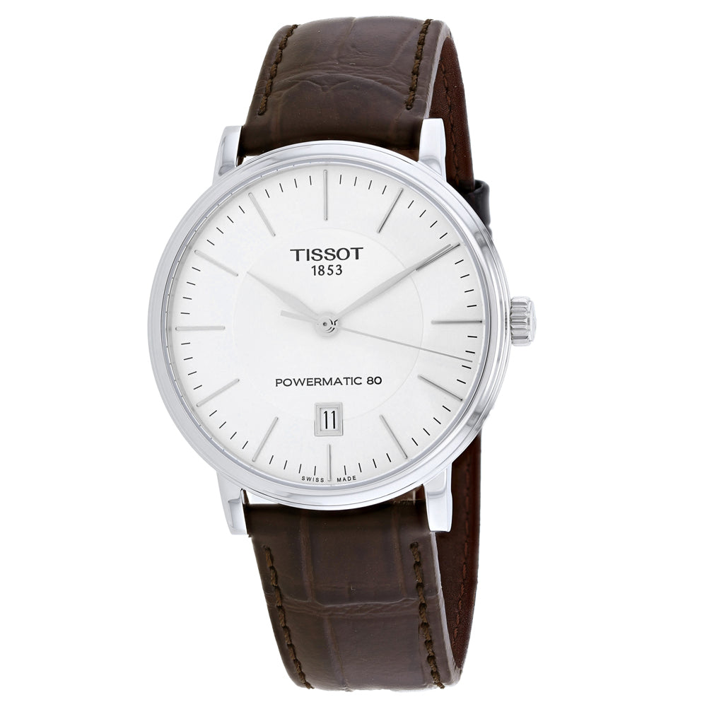 Tissot Men's Carson Powrematic Watch (T1224071603100)