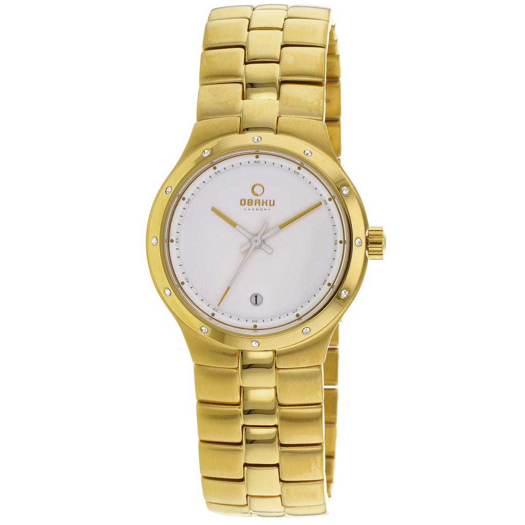 Obaku Women's Harmony Watch (V111LGWSG)