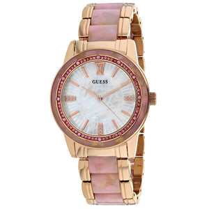 Guess Women's Blush Watch (W0706L4)