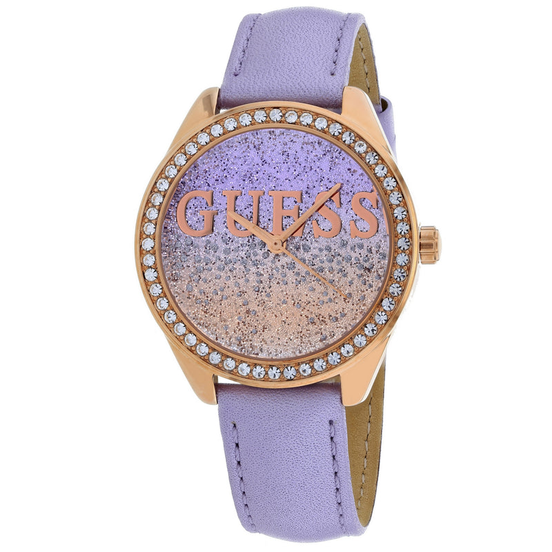 Guess Women's Glitter Girl Watch (W0823L11)