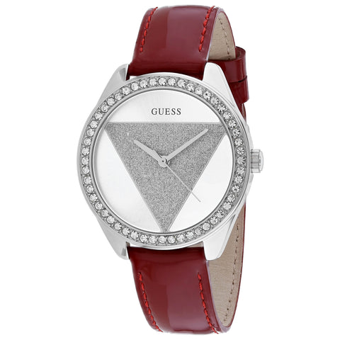 Guess Women's Tri Glitz Watch (W0884L1)