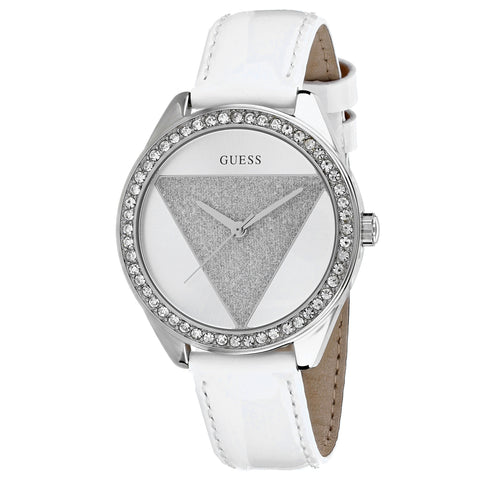 Guess Women's Tri Glitz Watch (W0884L2)