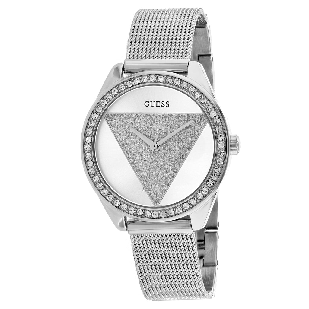 Guess Women's Tri Glitz Watch (W1142L1)