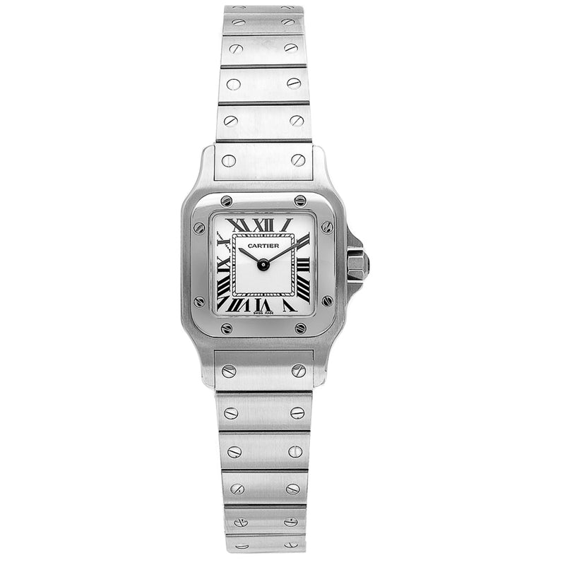 Cartier Women's Santos Watch (W20056D6)