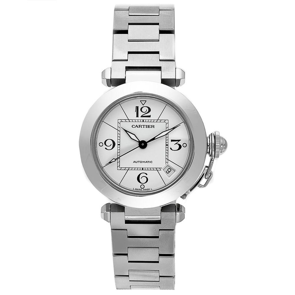 Cartier Women's Pasha Watch (W31074M7)