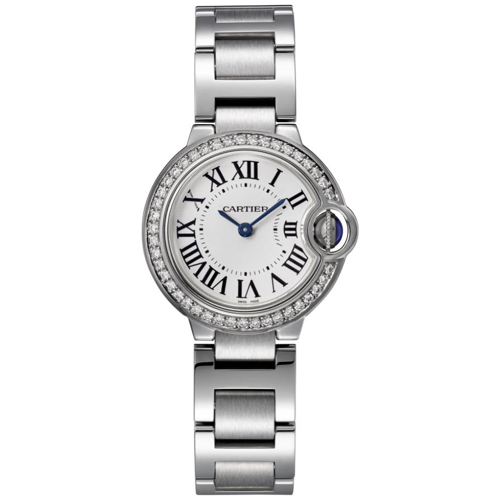 Cartier Women's Ballon Bleu Diamond Watch (W4BB0015)