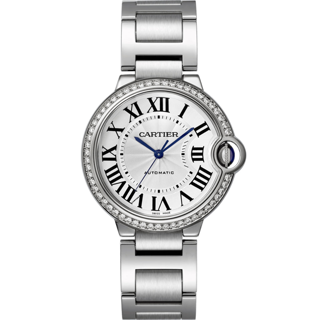 Cartier Women's Ballon Bleu Watch (W4BB0017)
