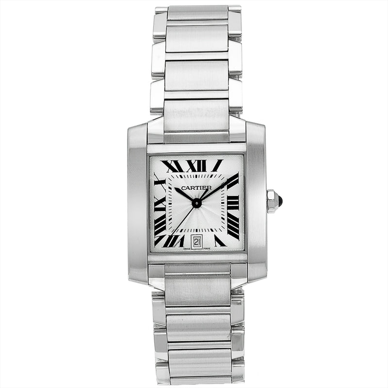Cartier Men's Tank Watch (W51002Q3)