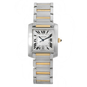 Cartier Men's Tank Watch (W51005Q4)