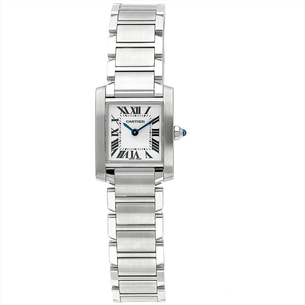 Cartier Women's Tank Watch (W51008Q3)
