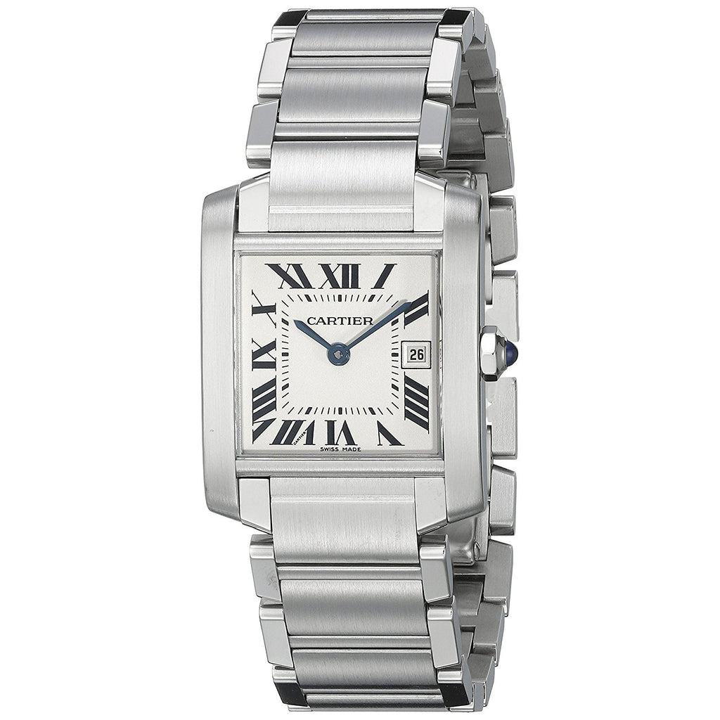 Cartier Women's Tank Watch (W51011Q3)