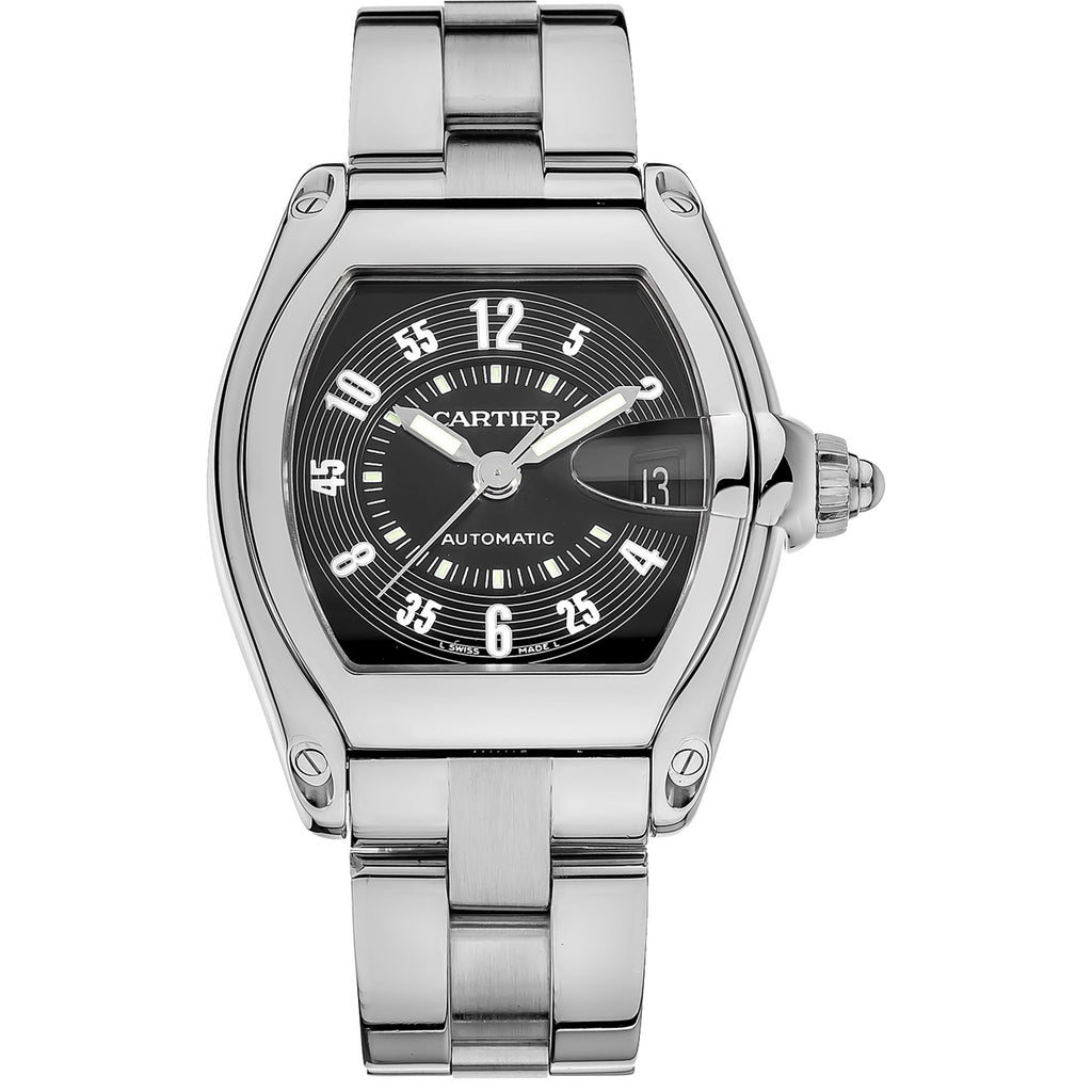 Cartier Men's Roadster Watch (W62004V3)