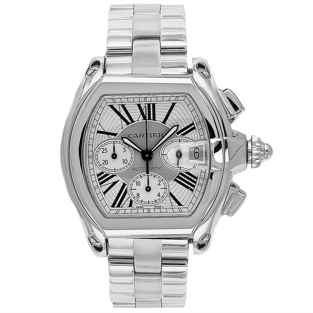 Cartier Men's Roadster Watch (W62019X6)