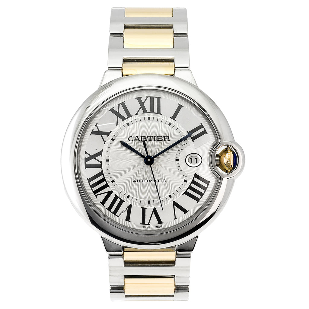 Cartier Men's Ballon Bleu Watch (W69009Z3)
