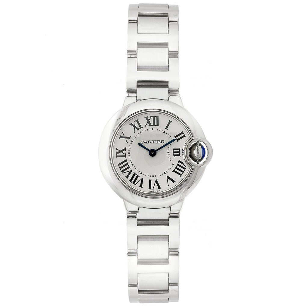 Cartier Women's Ballon Bleu Watch (W69010Z4)