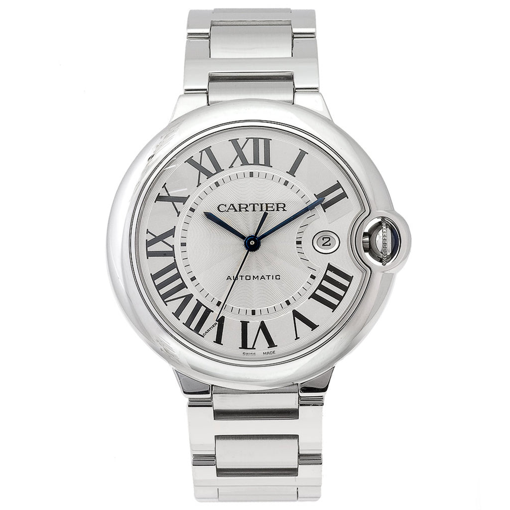 Cartier Men's Ballon Bleu Watch (W69012Z4)