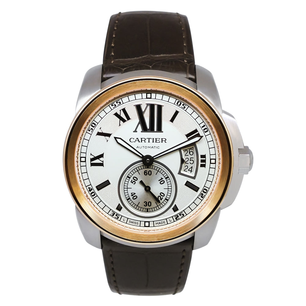 Cartier Men's Calibre Watch (W7100039)
