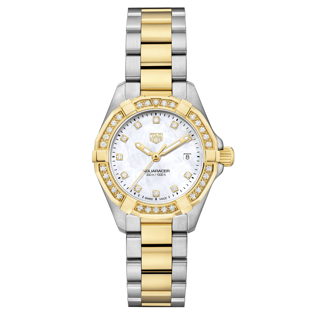 Tag Heuer Women's Aquaracer Watch (WBD1423.BB0321)