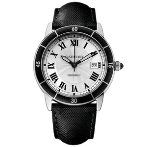 Cartier Men's Ronde Croiseire Watch (WSRN0002)