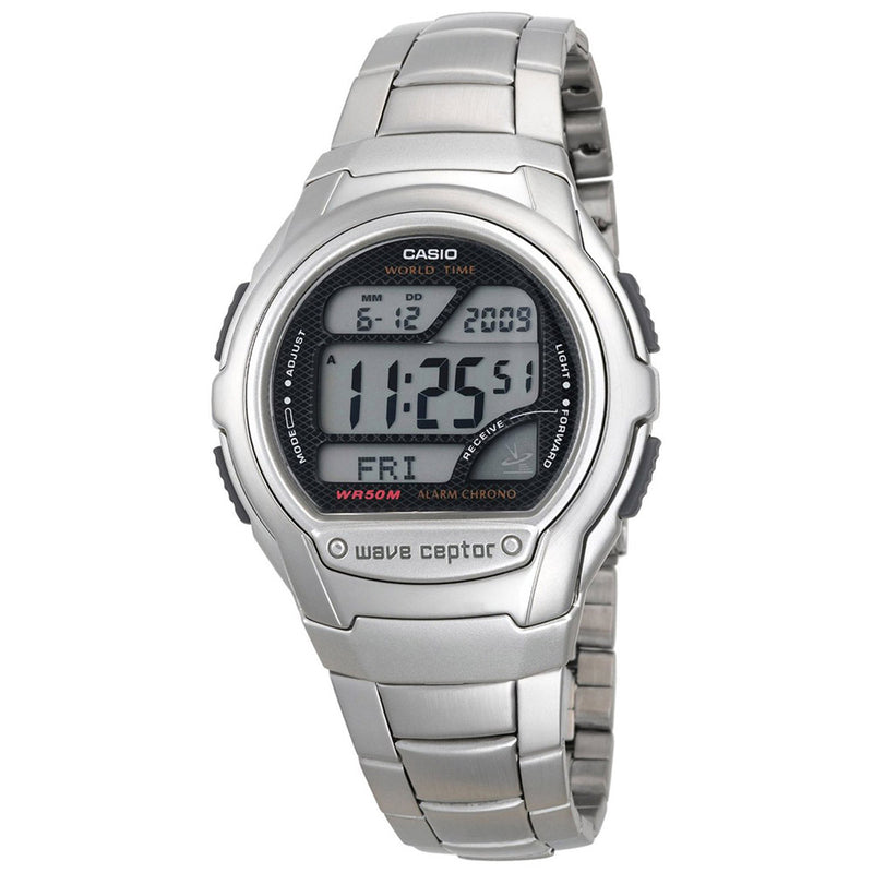 Casio Waveceptor Atomic Sport Watch (WV-58DA-1AV)