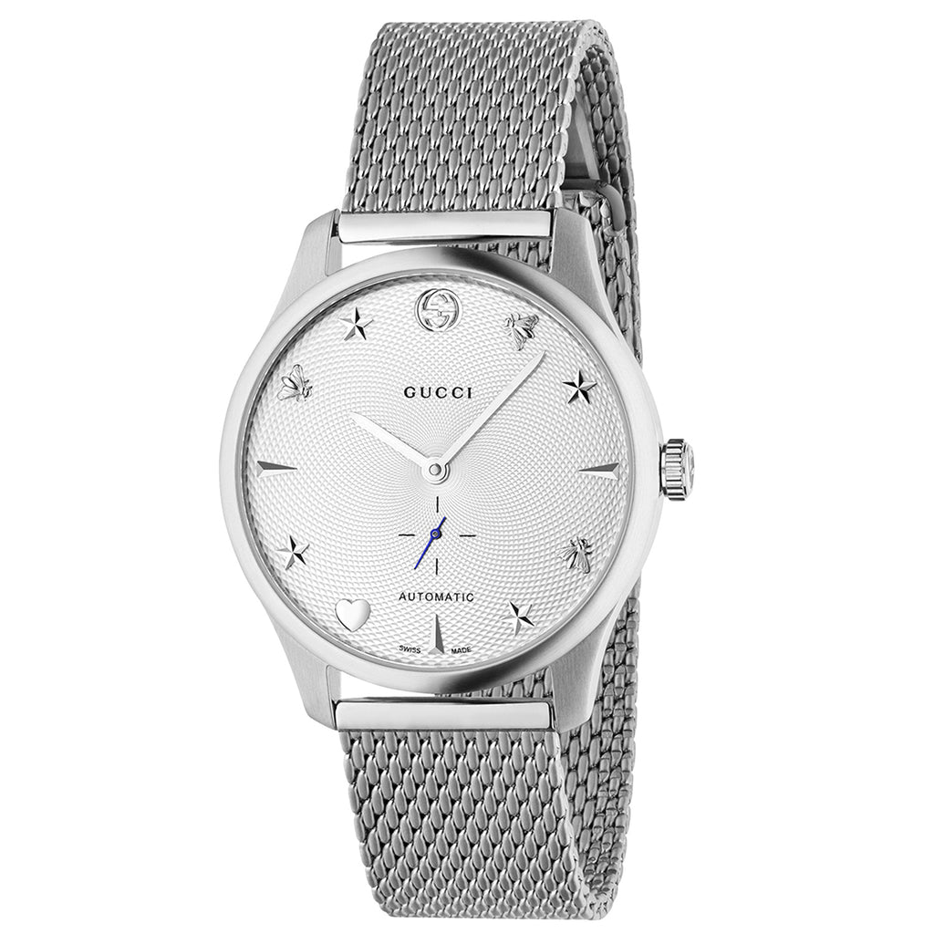 Gucci Men's G-Timeless Watch (YA126330)