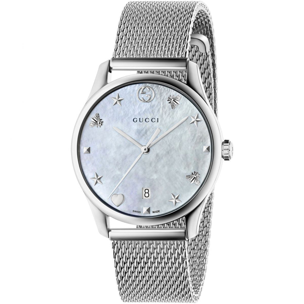 Gucci Women's G-Timeless Watch (YA1264040)