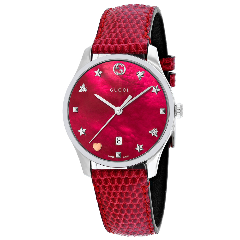 Gucci Women's G-Timeless Watch (YA1264041)