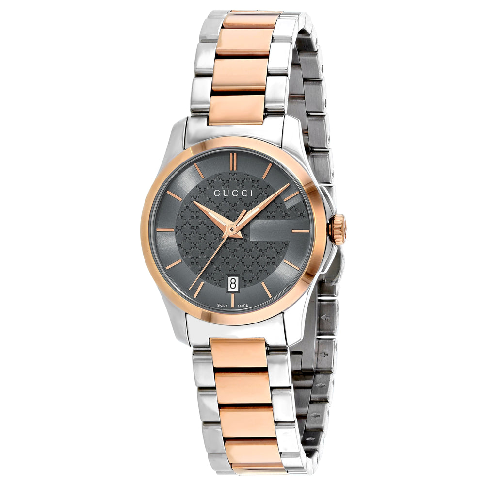 Gucci Women's G-Timeless Watch (YA126527)