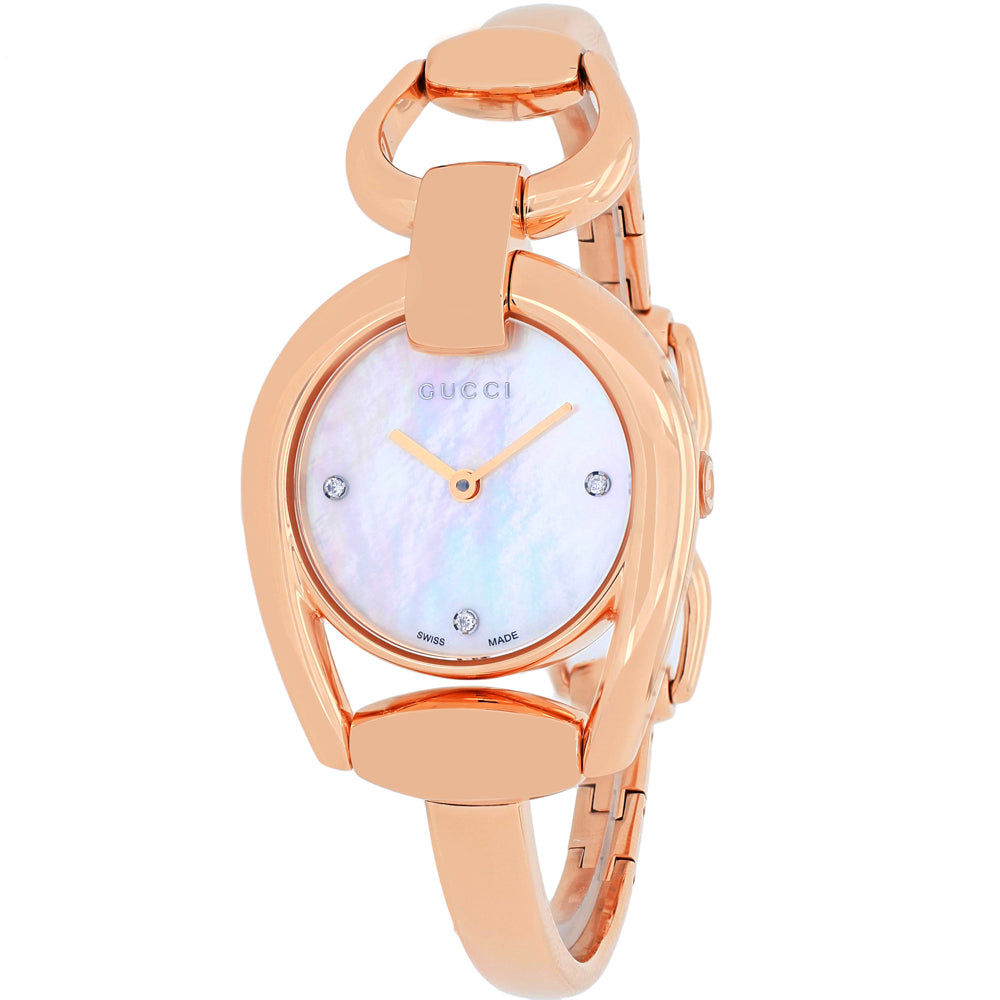 Gucci Women's Horsebit Watch (YA139508)