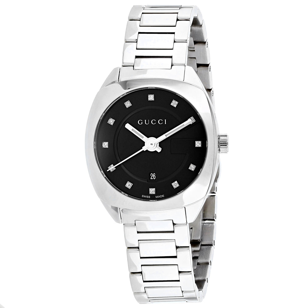 Gucci Women's GG2570 Watch (YA142503)