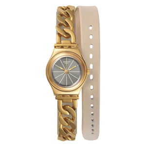 Swatch Women's Irony Watch (YSG139)