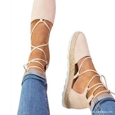 Bryn - Espadrilles - Espadrilles Flats Free Shipping Luxeladyshop Luxury - Luxe Lady Shop - Shoes Store