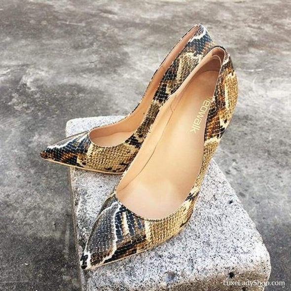 Cady 8Cm/10Cm/12Cm - Stilettos - Autumn Collection 2019 Free Shipping Luxeladyshop Luxury New - Luxe Lady Shop - Shoes Store