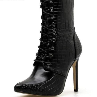 Dallas - Boots - Ankle Boots Autumn Collection 2019 Best Selling Booties Boots - Luxe Lady Shop - Shoes Store