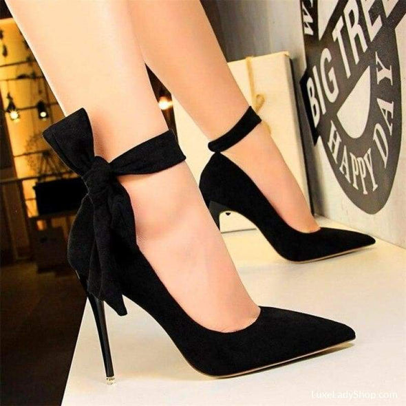 Dress - Heels - Autumn Collection 2019 Best Selling Heels Luxeladyshop New - Luxe Lady Shop - Shoes Store