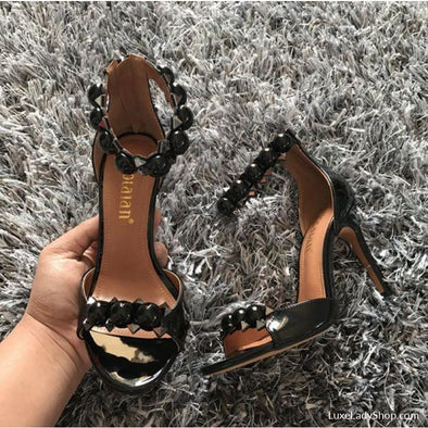 Gabriella - Sandals - Best Selling Free Shipping Heel Sandals Luxeladyshop Luxury - Luxe Lady Shop - Shoes Store