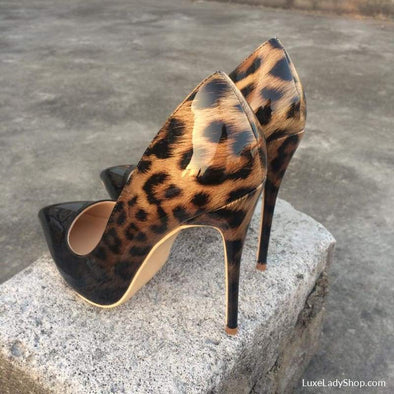 Hannah - Stilettos - Autumn Collection 2019 Best Selling Heels Luxeladyshop New - Luxe Lady Shop - Shoes Store