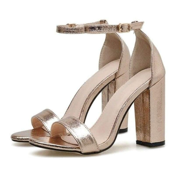 Kaitlin - Sandals - Free Shipping,heel Sandals,new,new In,sandals - Luxe Lady Shop - Shoes Store