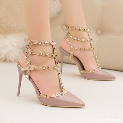 Naomi - Stilettos - Best Selling Free Shipping Heel Sandals Heels Luxeladyshop - Luxe Lady Shop - Shoes Store