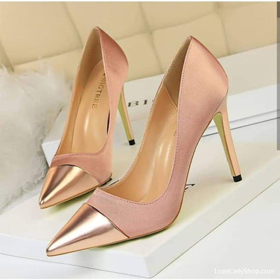 Point - Heels - Autumn Collection 2019 Best Selling Heels Luxeladyshop New In - Luxe Lady Shop - Shoes Store