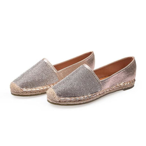 Sanya - Espadrilles - Espadrilles Flats Free Shipping Luxeladyshop Luxury - Luxe Lady Shop - Shoes Store