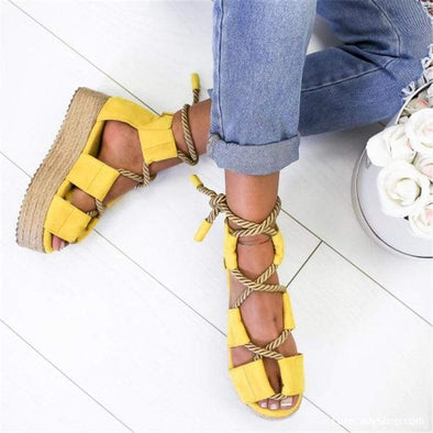 Teresa - Wedges - Free Shipping Luxeladyshop Luxury New In Online Shoes - Luxe Lady Shop - Shoes Store