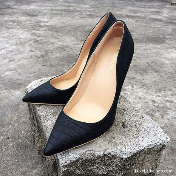 Verra - Stilettos - Autumn Collection 2019 Free Shipping Luxury New In Online Shoes - Luxe Lady Shop - Shoes Store