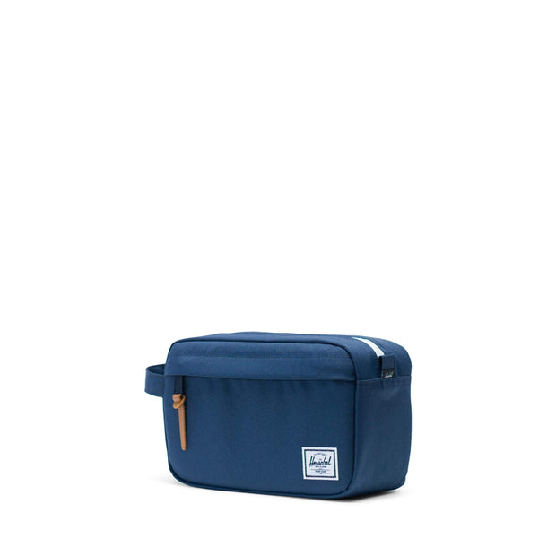 Herschel Chapter Travel Kit Bag-Navy