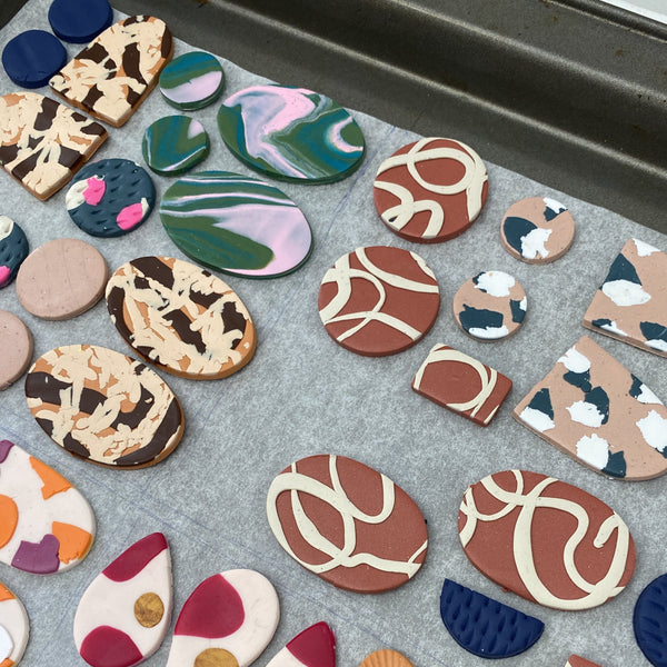 Polymer Clay Jewellery classes