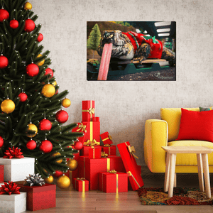 Official Reptarium 2020 Christmas Poster - Digital Download