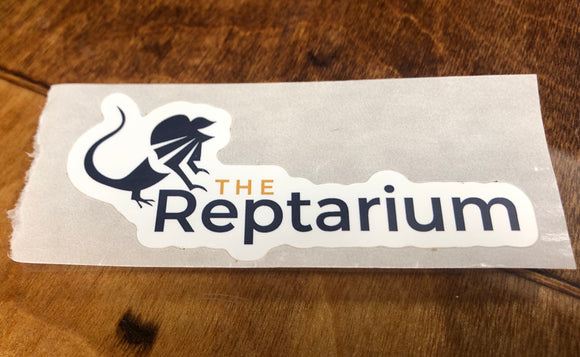 The Reptarium Sticker