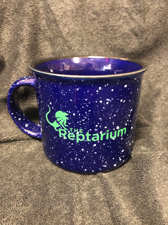 The Reptarium Coffee Mug